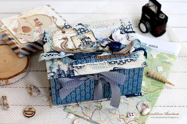 Магия Творчества: Travel-box