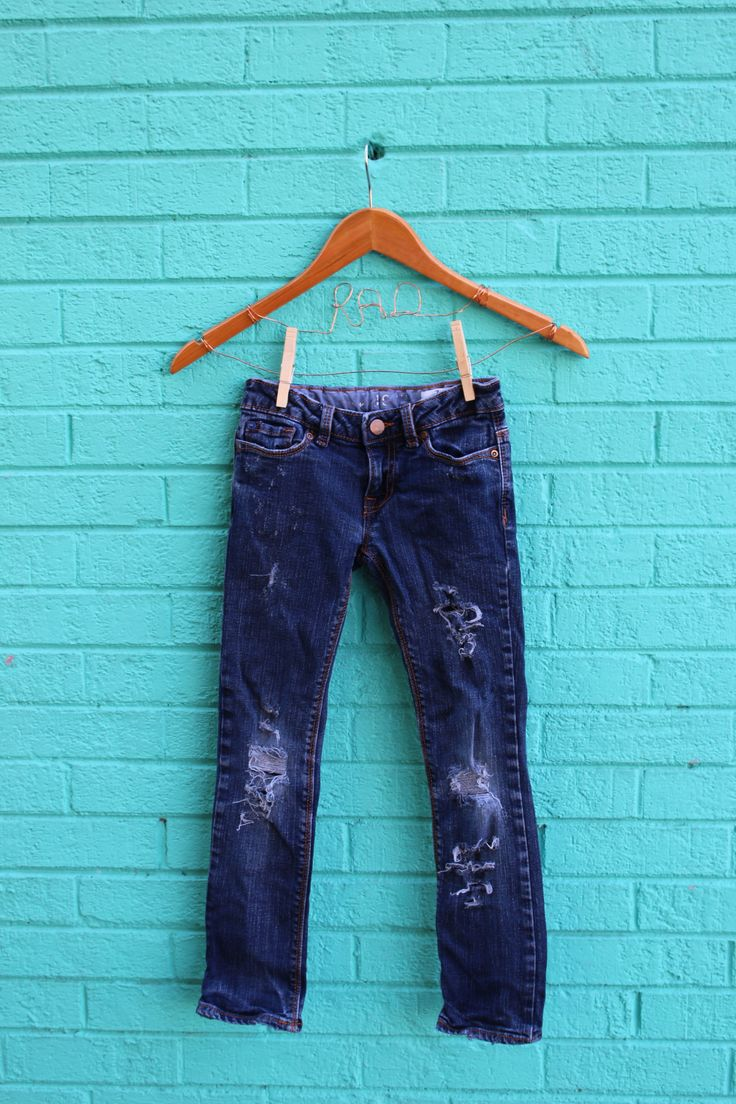 Girls Jeans 7 Girls Ripped Jeans Distressed Denim Skinny Jeans Baby Jeans Distressed Jeans Toddler Jeans Modern Kids Clothes Toddler Jeans by RunnergirlCreations on Etsy
