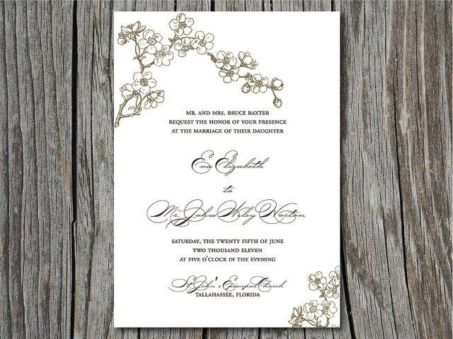 Modern Wedding Invitation Wording: 35 Best Wedding Invitation Wording` Images On Pinterest