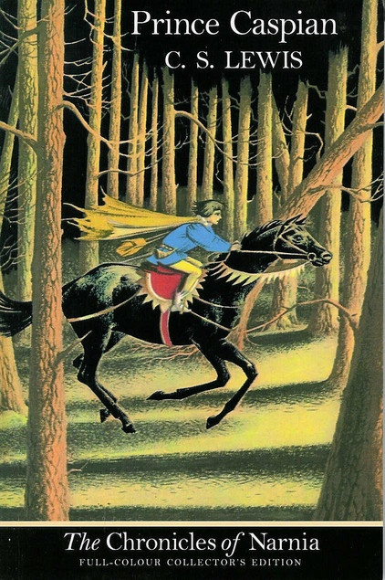 Prince Caspian by C.S. Lewis   LibraryThing