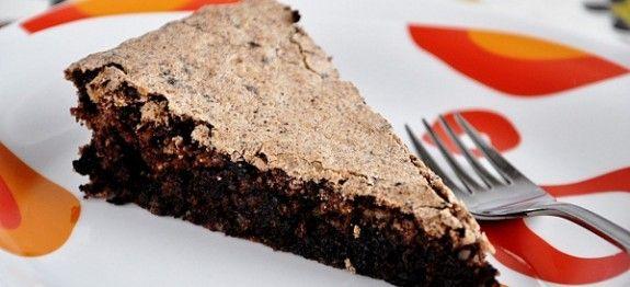 Csokis-mandulás torta liszt nélkül