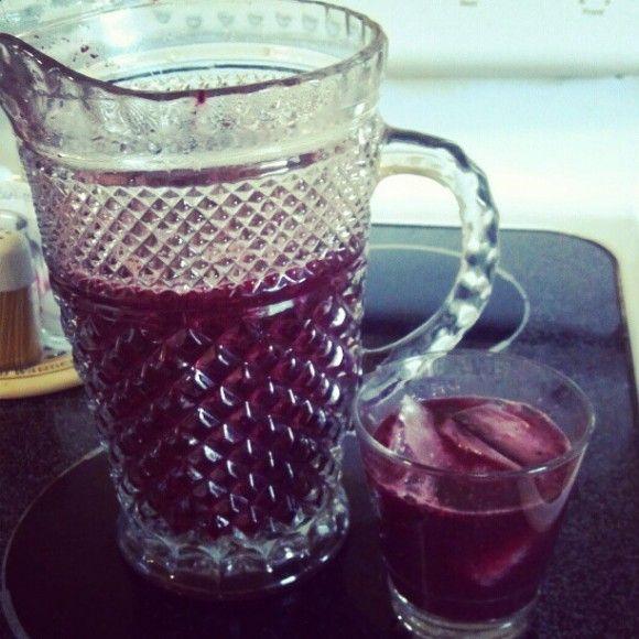 mulberry lemonade @Tina Doshi Forsyth @Carly Bocanegra Reception lemonade :)