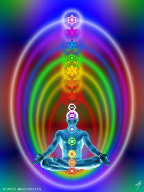 More chakras more connection