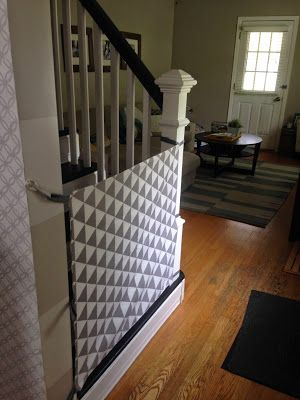 Best 25 Fabric Baby Gates Ideas On Pinterest