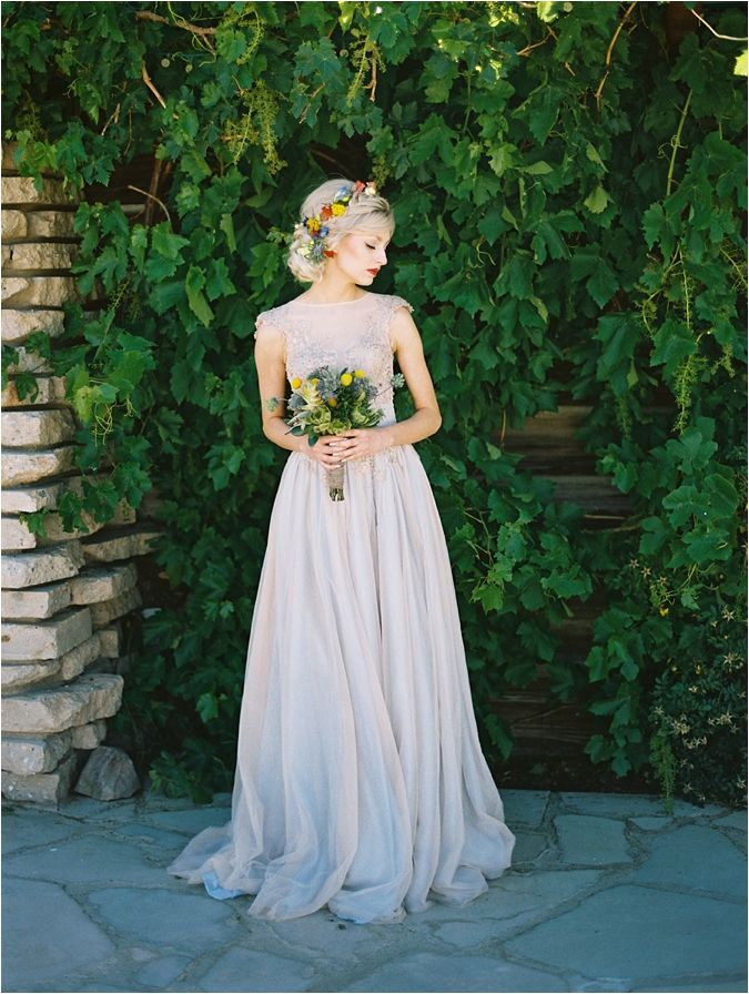 Desert Bridal Inspiration in Film // see more on thesoutherncaliforniabride.com