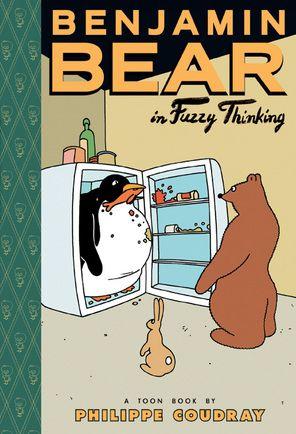 Graphic Novel: Benjamin Bear