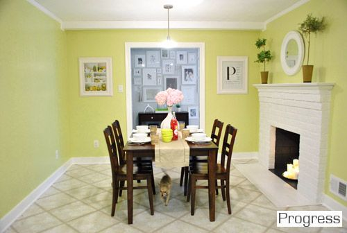 Sesame by BM: Benjamin Moore Kitchens, Favorit Paintings Color, Young House, Dining Rooms, Green Color, Wall Color, Cool Paintings Color, Olympic Paintings, Kitchens Color
