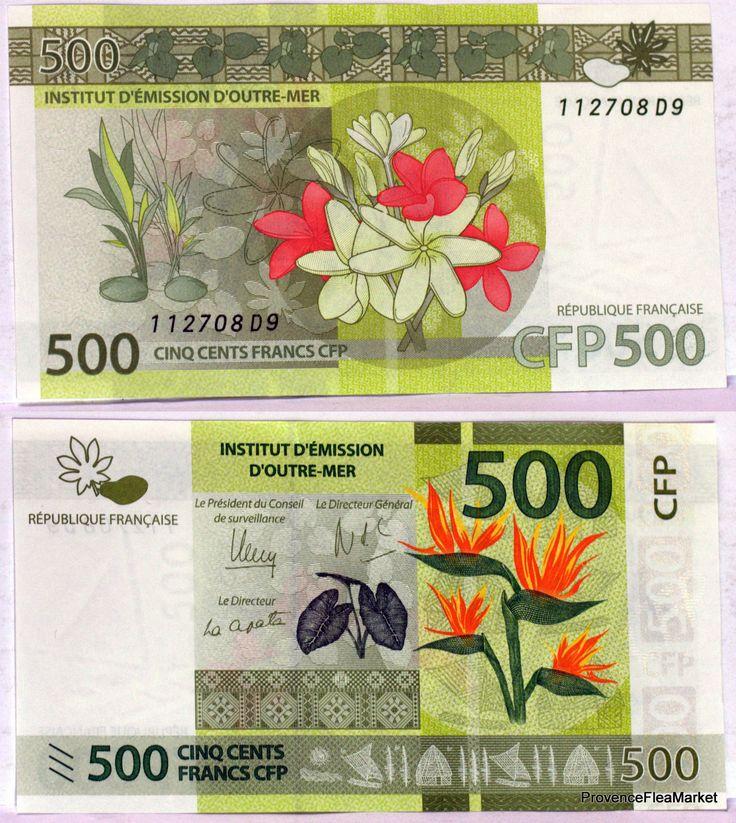 Billet de  500 Francs CFP 2014 Polynesie Tahiti  Caledonie France Outre Mer | Monnaies, Billets du monde, Océanie | eBay!
