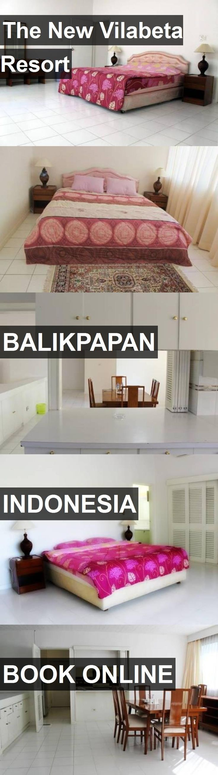 Hotel The New Vilabeta Resort in Balikpapan, Indonesia. For more information, photos, reviews and best prices please follow the link. #Indonesia #Balikpapan #travel #vacation #hotel