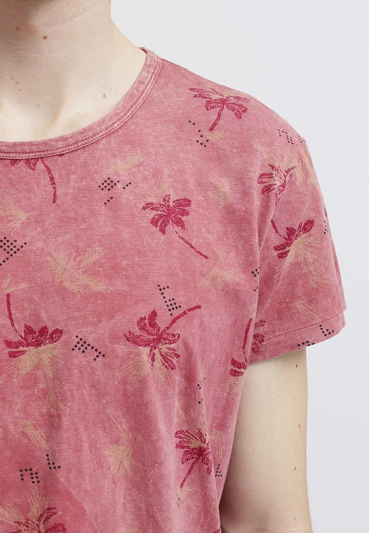 Scotch & Soda T-Shirt print - red - Zalando.de