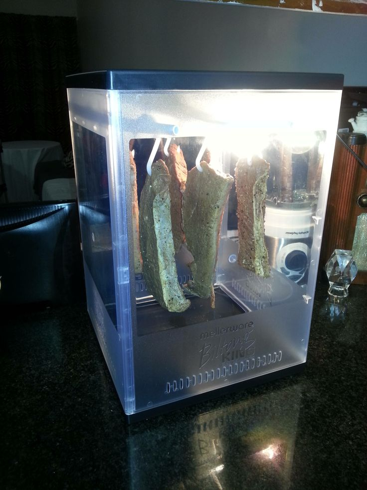 Step by Step guide to Making Biltong