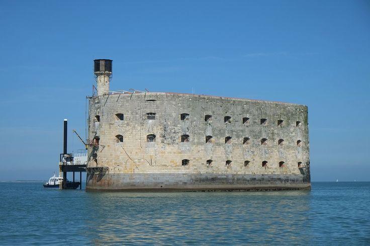 Fort Boyard - côté Est - Ile d'Aix (Charente Maritime) — Wikipédia