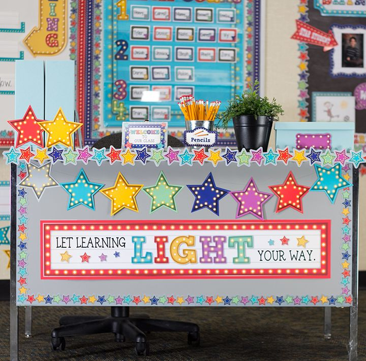 151 Best Marquee Classroom Decorations Images On Pinterest