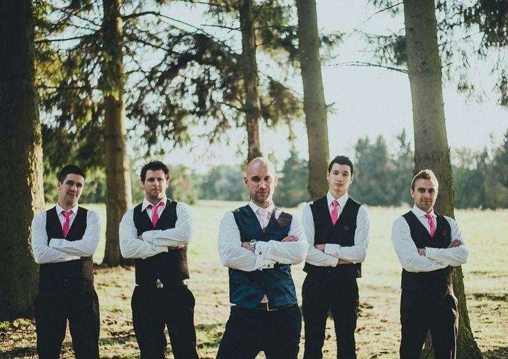 Groom team