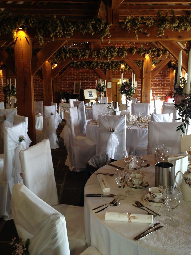 Rustic Wedding Venue in Kent The Barn