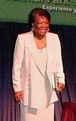 Casa L: Maya Angelou. El Calendario Cultural de Bautista. ...