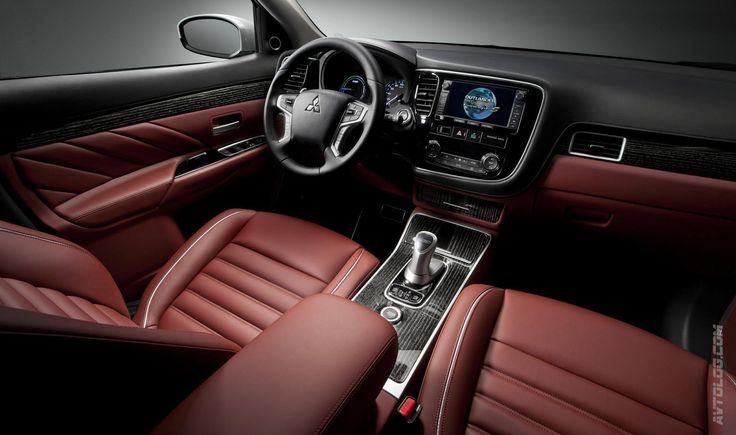 2014 Mitsubishi Outlander PHEV Concept-S  #Japanese_brands #Mitsubishi #Segment_J #Mitsubishi_Outlander_PHEV #Concept #PHEV #Mitsubishi_Outlander #Mondial_de_l_Automobile_2014