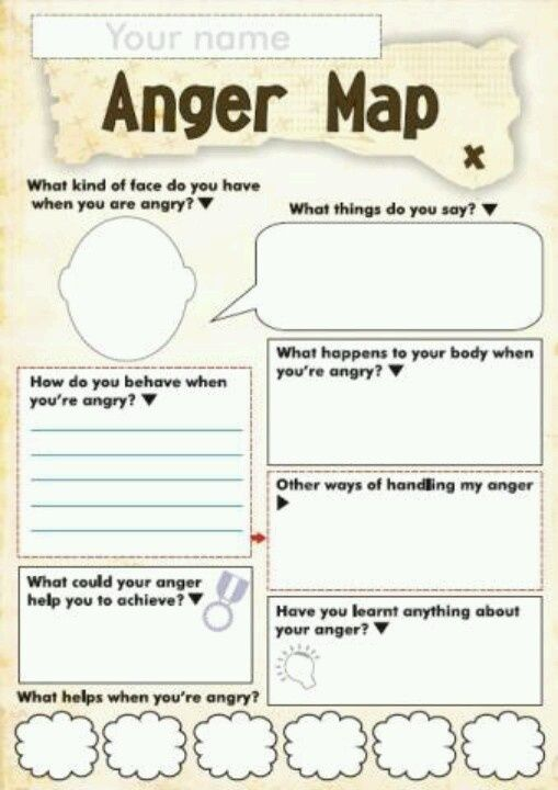 Anger management, good for kids