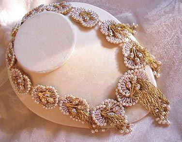 miriam haskell vintage jewelry | Miriam Haskell, Jewelry Artist