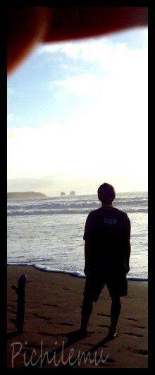 Playa hermosa | Pichilemu |