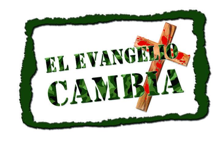 El evangelio CAMBIA toda tu vida y tu corazon, solo tienes que dejarte abrazar por el amor de Dios.