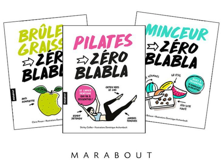 À gagner : 30 lots de 3 cahiers de la collection ZÉRO BLA BLA