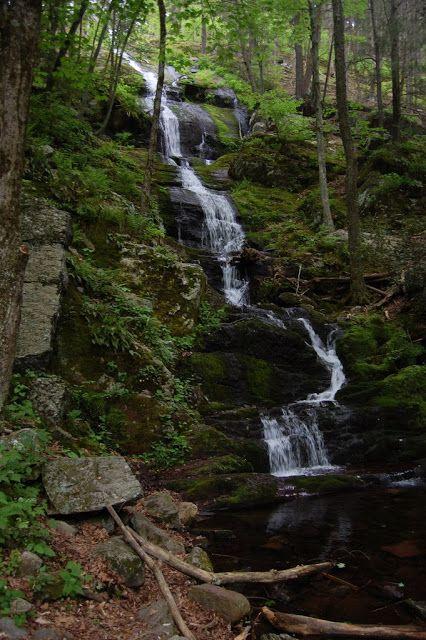 Buttermilk Falls, New Jersey