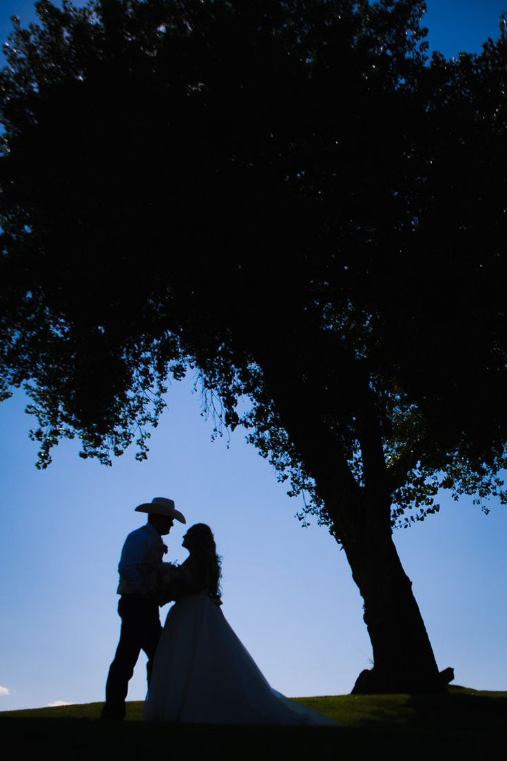 Wedding picture at the Big Red Barn at Highland Meadows Golf…