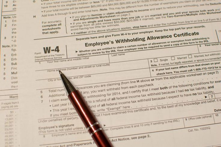 How to Fill Out Form W-4 in 10 Steps