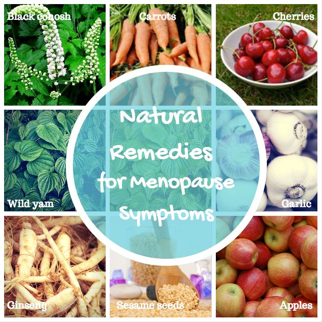 Did you know that #menopause #symptoms can be relieved using natural remedies? Click here