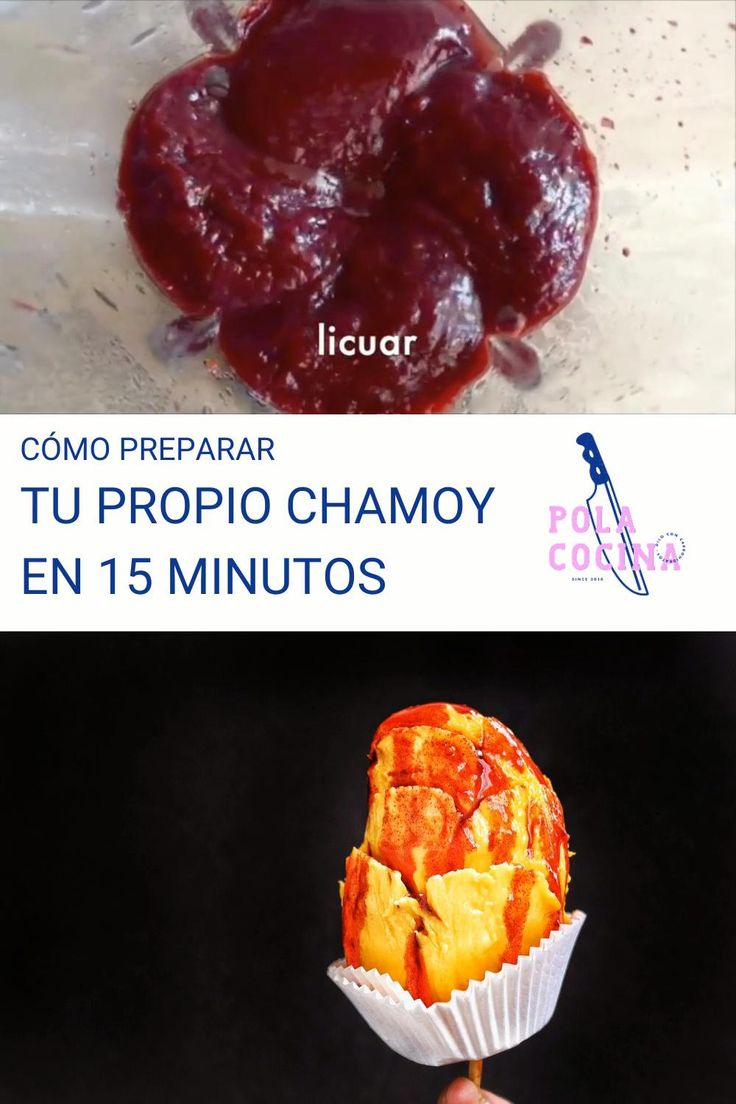 Receta de chamoy para micheladas Hydrangea Care, Dessert Recipes, Desserts, Deli, Crockpot, Healthy Living, Muffin, Cooking Recipes, Snacks