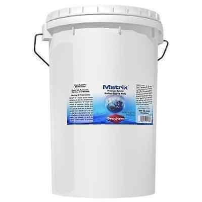 Filter Media and Accessories 126476: Seachem - Matrix (20 L - 5.3 Gal) Biomedia Saltwater Aquarium -> BUY IT NOW ONLY: $129.99 on eBay!