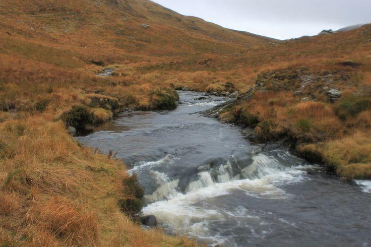 Owenduff River, Ballycroy National Park, Mayo.