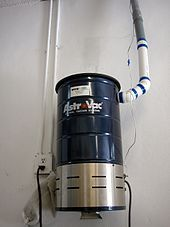 Central vacuum cleaner - Wikipedia, the free encyclopedia