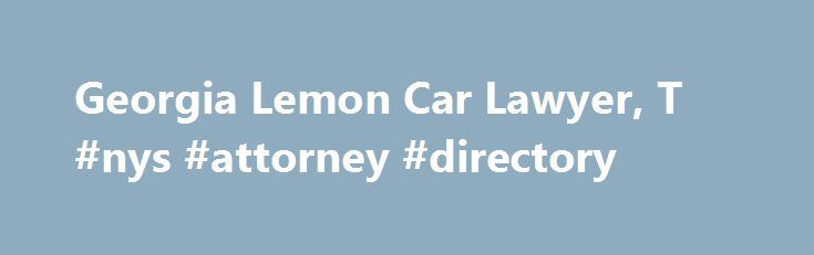 Georgia Lemon Car Lawyer, T #nys #attorney #directory http://attorneys.remmont.com/georgia-lemon-car-lawyer-t-nys-attorney-directory/  #lemon law attorney Georgia Consumer Lawyer Welcome to the Law Offices of T. Michael Flinn, a law firm with a tradition of serving West Georgia s consumers. After 30 years (...Read More)