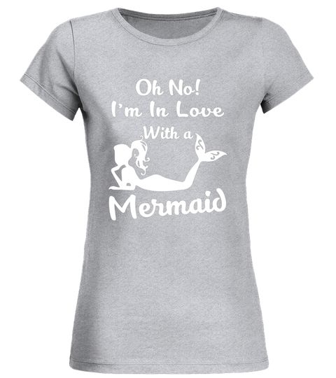 Oh No Im In Love With a Mermaid T-Shirt The Joker T-shirt