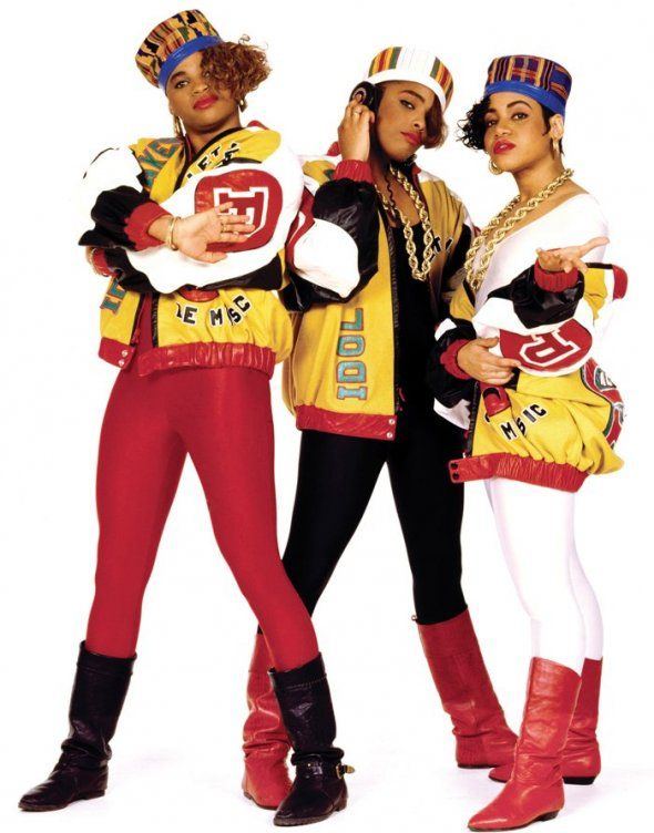 My first album ever....on tape or cassette as we called it : Salt~N~Pepa !!! ~MO~