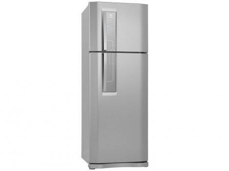 Geladeira/Refrigerador Electrolux Frost Free Inox com as melhores condições você encontra no site do Magazine Luiza. Confira!