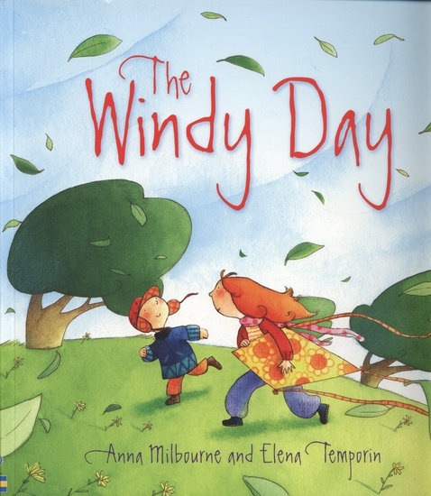 The Windy Day: The Windy Day ($5) by Anna Milbourne is a sweet book thats perfect for Spring, following wind as it flies a kite, makes birds fly, and more.
