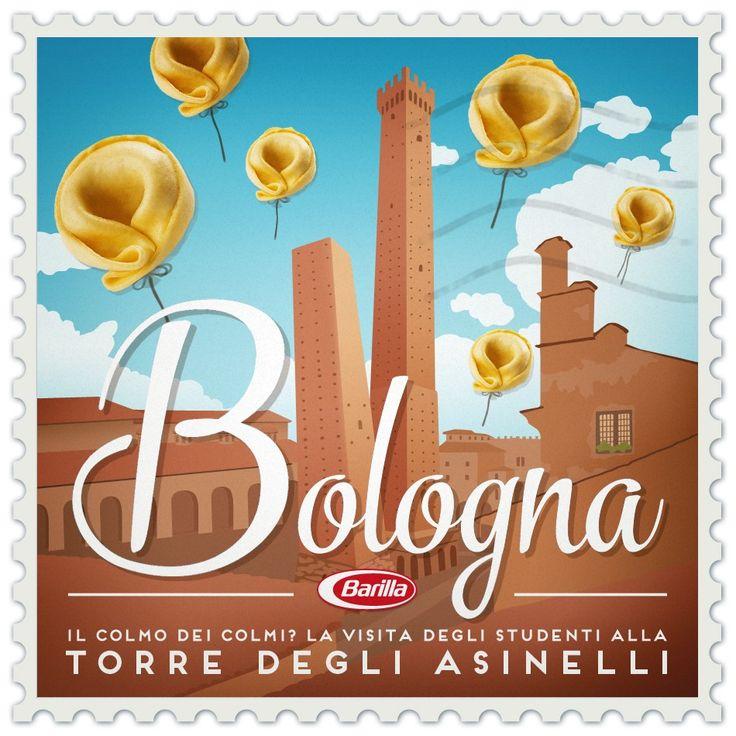 #Bologna. Il colmo dei colmi? La visita degli studenti alla Torre degli Asinelli!