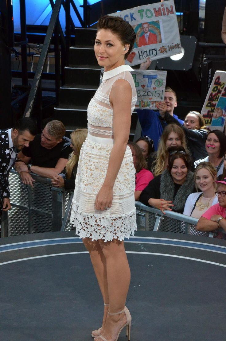 Here's Emma Willis's outfit for tonight's Big Brother final! #bbuk