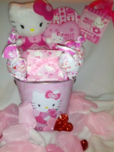 310 best easter images on pinterest easter 4x4 and animated hello kitty milk chocolate easter love basket seasonal them change hello kitty plush easter mothers negle Images
