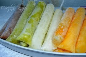 An ice candy recipe designed to those who are planning to make ice candy that is for sale. This formula will make your customers come bac...