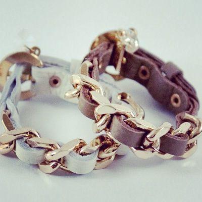 Embrace Design armbanden. Gaaf! www.passchoenmode.nl