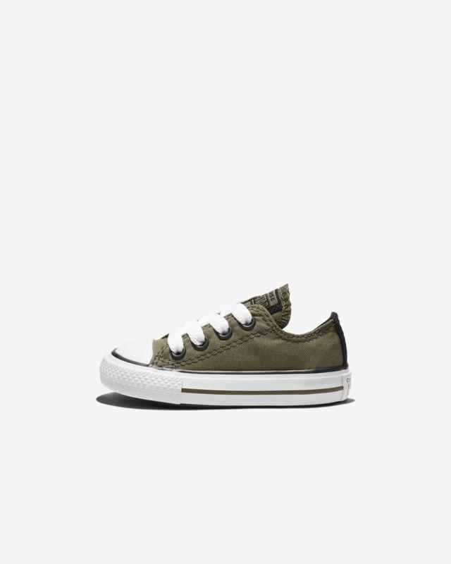 3520f671b173 Converse Chuck Taylor All Star Seasonal Colors Low Top Infants  Shoe ...