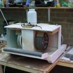 DIY Cab Grinding Machine - short sweet and to the point. Retrospective how to - Build your own with this great advise.