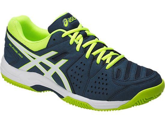 07522bd5a8 Play your ultimate padel game in these ASICS GEL-PADEL PRO 3 SG ...