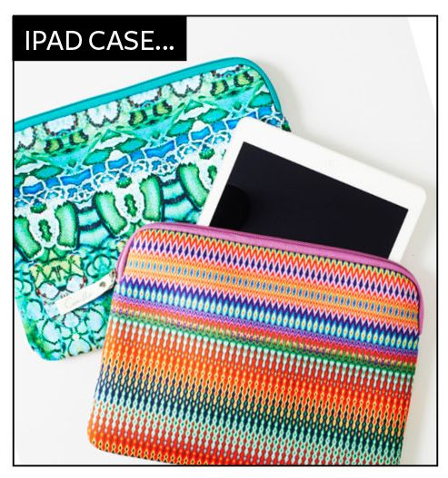 The perfect iPad or tablet case #InStylexCamilla