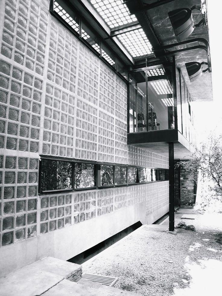 Paris, Maison de verre