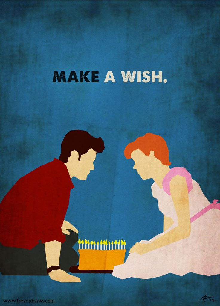 Sixteen Candles [80's Poster Series] by !trevordraws on deviantART